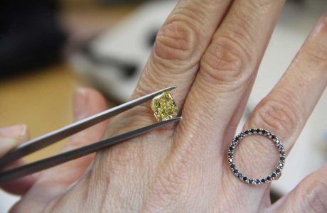 Color Enhanced Diamonds